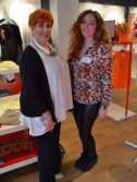 Auf der rechte Seite: Tessa, eine der Gewinnerinnen des Model-Contests von Sheego und Kurvenrausch I PlusPerfekt.de