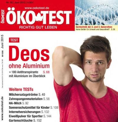 Oeko Test Titelseite Juni Deo M1506 5601 e1433764447287
