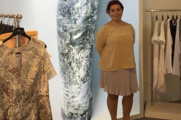 Designerin für Plus Size Fashion: Aysegul Ilter