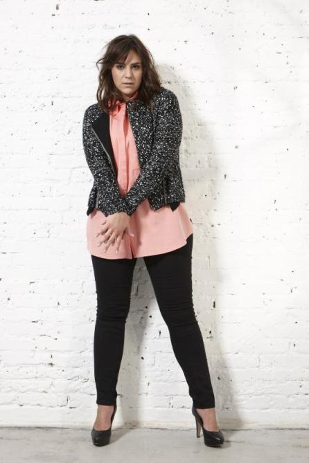 Plus Size Fashion von ADIA I Bild: ADIA