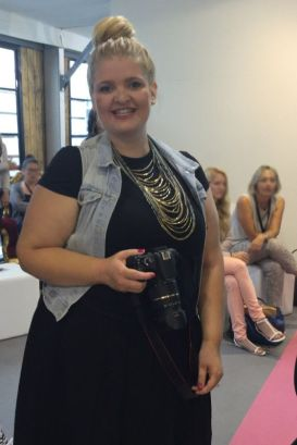 "Roxana I Bloggerin von ""Do it curvy - the Fashion blog"" & Model bei Kurvenrausch I PlusPerfekt.de"