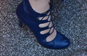 Der rechte Fuß von Sarah Brabender I PlusPerfekt.de