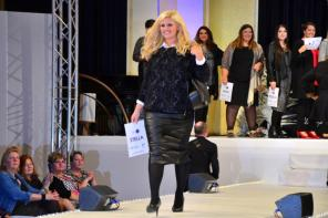 Wahl von Miss & Mister Plus Size Germany in den Mozartsälen, Hamburg