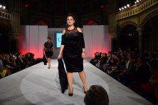 Plus-Size-Fashion des Modelabels #OnOz aus Frankreich I #PlusSizeFashionDays, Hamburg