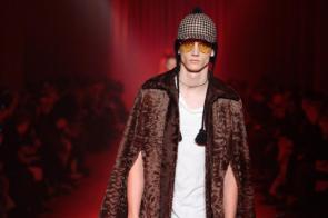 Fashion Week Mailand Herbst-Winter 2016-2017 I Kollektion Gucci Men Foto: Gucci