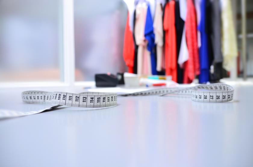 Wichtige Arbeitsutensilien I Im Modeatelier von Sallie Sahne & Minx