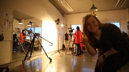 Bild: Ann-Christin Scharf I Dreh zum Film für Seeler Women I Plus Size Mode