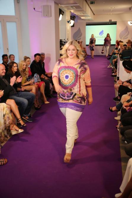Farbe, Farbe, Farbe! Strand- und Sommerfeeling by Manou Lenz Fashion I Fashion Week Berlin