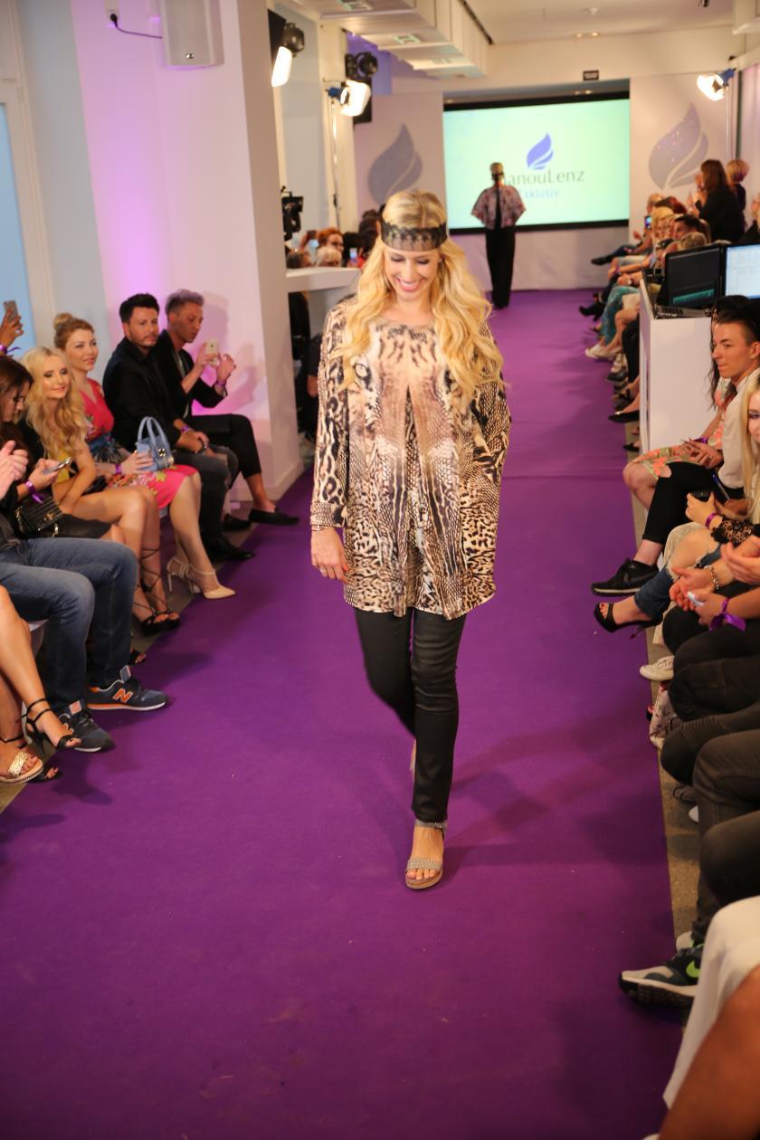 Verena Kehrt für Manou Lenz Fashion I Fashion Week Berlin
