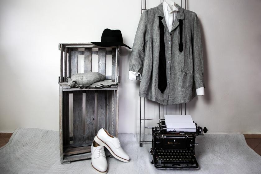 Outfit des Monats: Zweiteiler / Hosenanzug aus der Gudrun Sjöden Kollektion