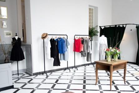 Atelier für Bekleidung I Modedesignerin Galatea Ziss