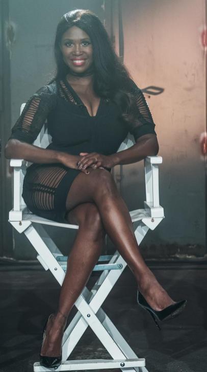 Tänzerin & Moderatorin Motsi Mabusi I Jurymitglied bei Curvy Supermodel I Credits: RTL II