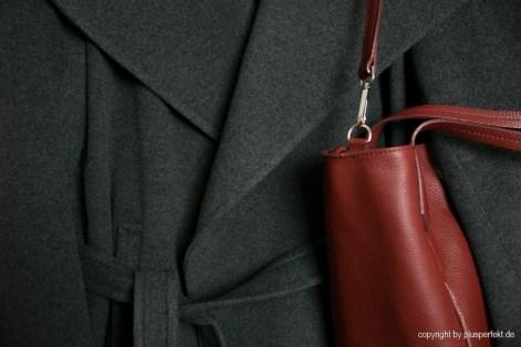 Schlichte Eleganz I Mantel für Curvys - Simple elegance for curvys