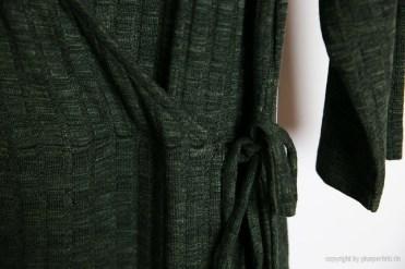 Strickkleid für Curvys - Knitted Dress for Curvys