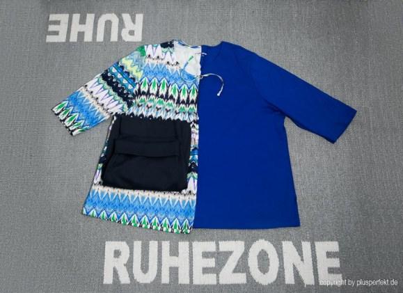 Shirt und Jogpant für Curvys in Bio Baumwolle