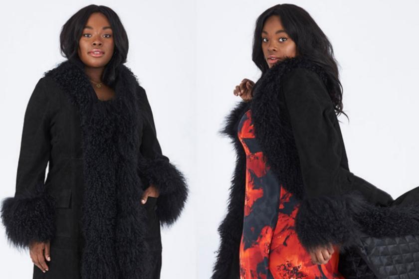 Plus Size Mode von Anna Scholz London I Credits: Anna Scholz Fashion