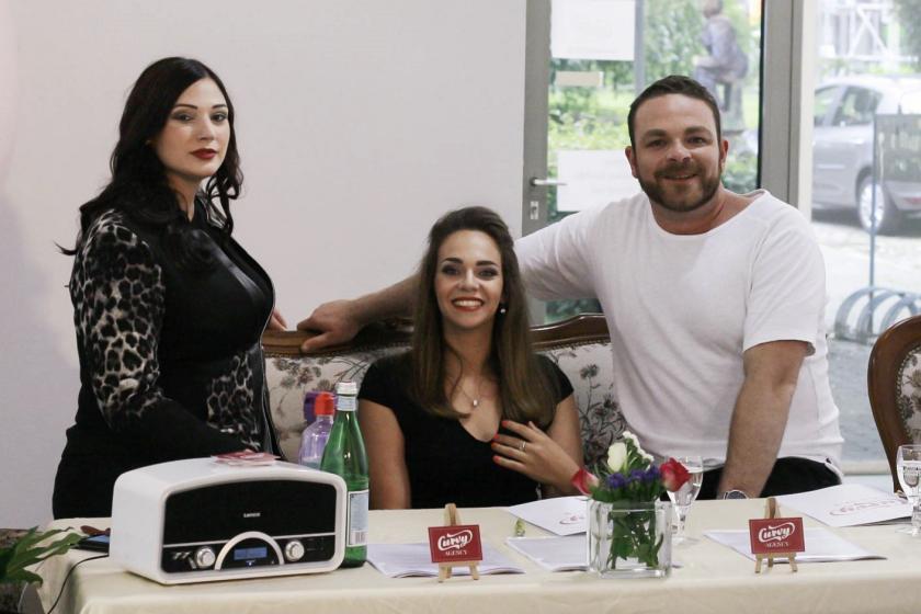 Silvana, Miriam und Michael I Foto: Sandra Freibeuter alias ColorfulCurves