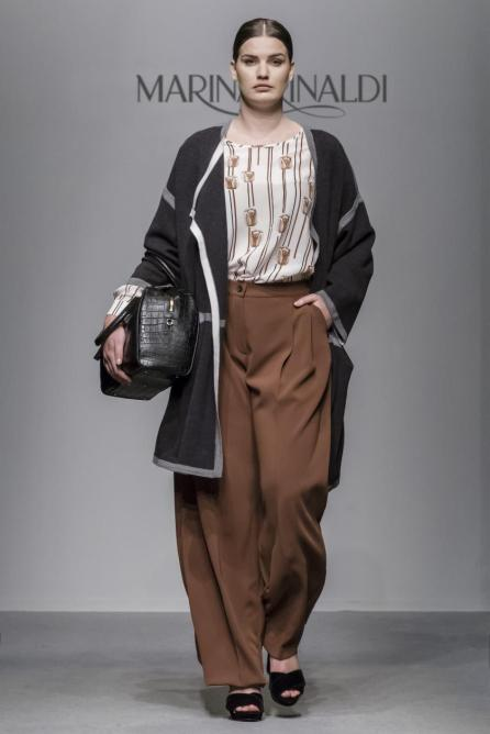 Plus Size Fashion | Credits: Marina Rinaldi