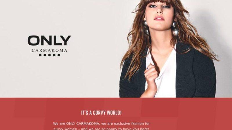 Bild: OnlyCarmakoma - Screenshot der Startseite