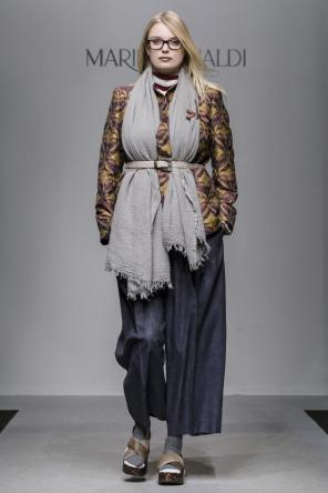 Plus Size Fashion | Credits: Marina Rinaldi