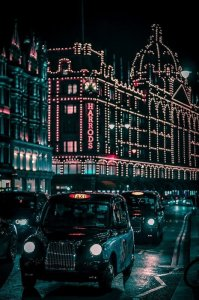 Harrods   Credit: Stansted Express
