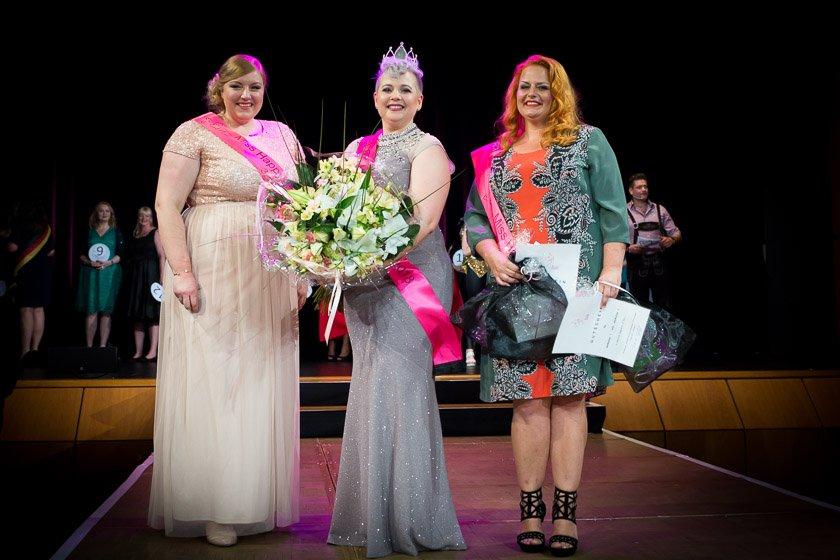 Wahl zur Miss Happy Curvy 2018   Credits: PlusPerfekt