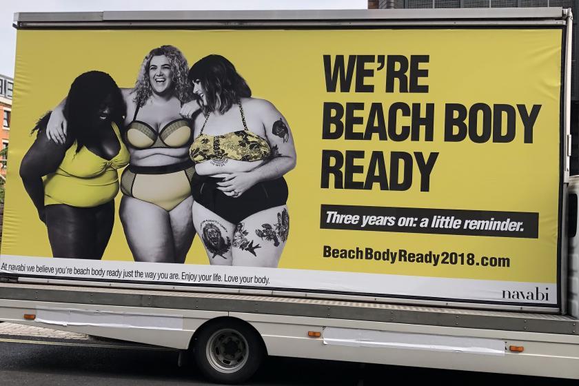 credits: navabi  Beach Body Ready 2018