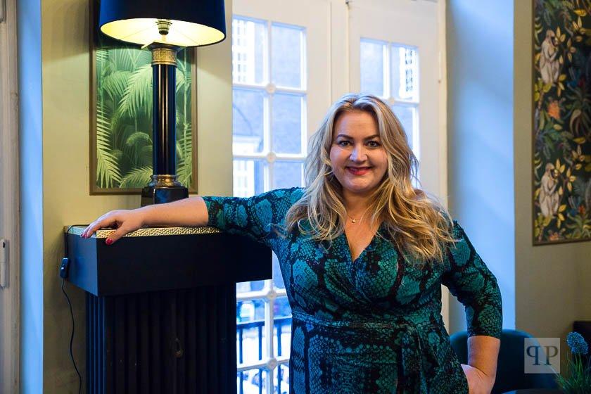 Sexy und Feminin: Anna Scholz über ihre erste Kollektion für Ulla Popken