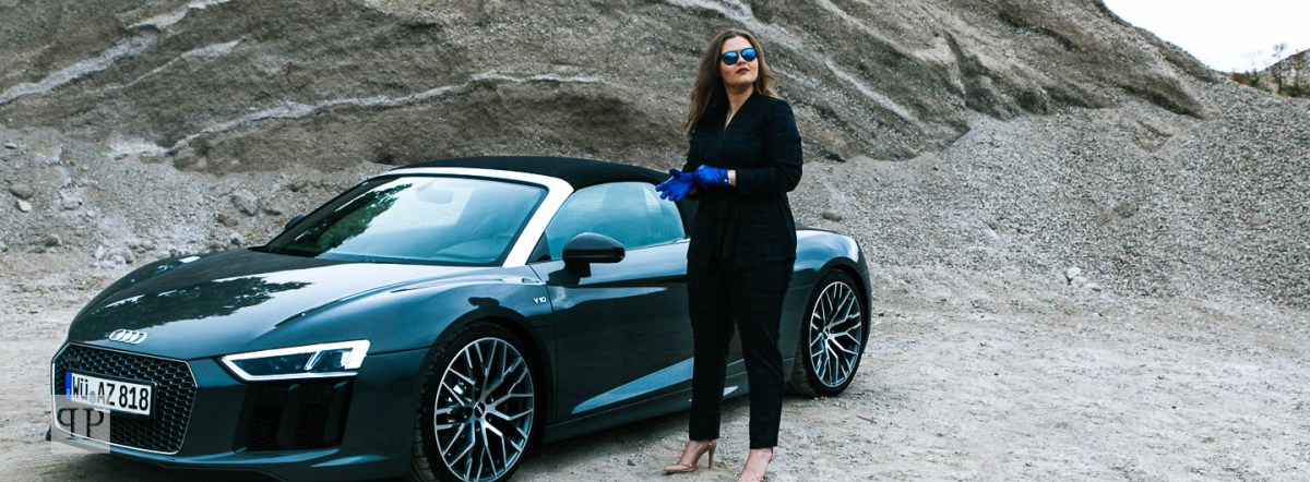 Audi R8 V10 Spyder: Fahrspass par exellence