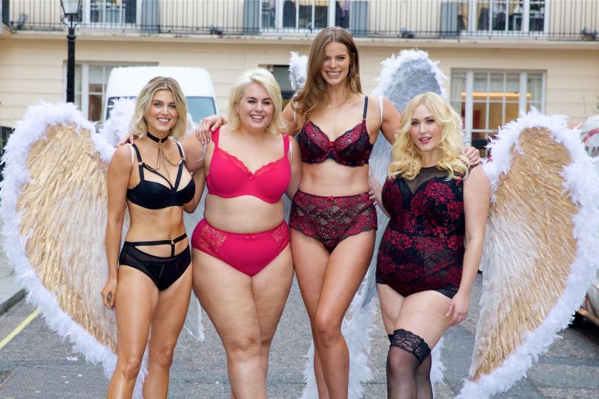 #WeAreAllAngels: Simply Be zeigt Victoria's Secret wie es auch gehen kann