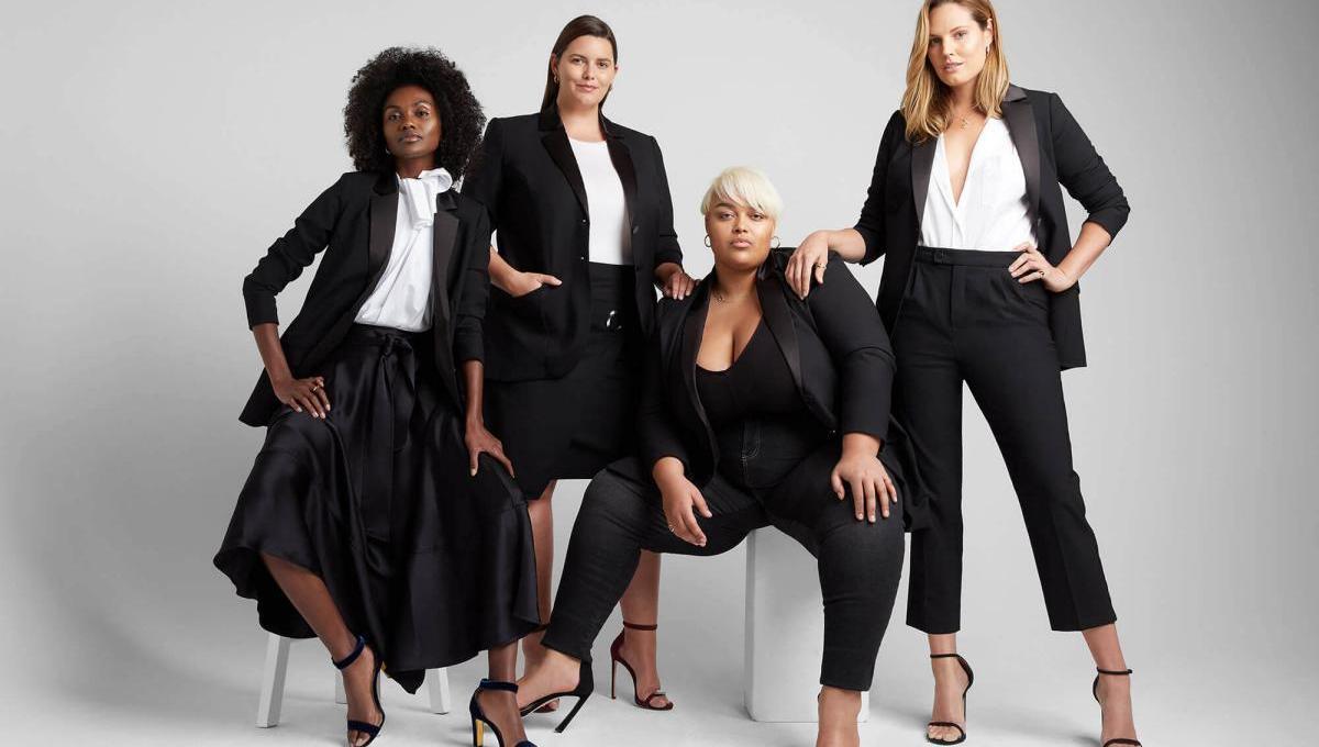 All inclusive Fashion von Goop x Universal Standard