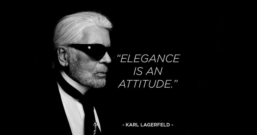 Credits: Instagram / Account Karl Lagerfeld