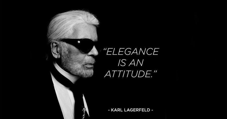 Credits: Instagram / Account Karl Lagerfeld