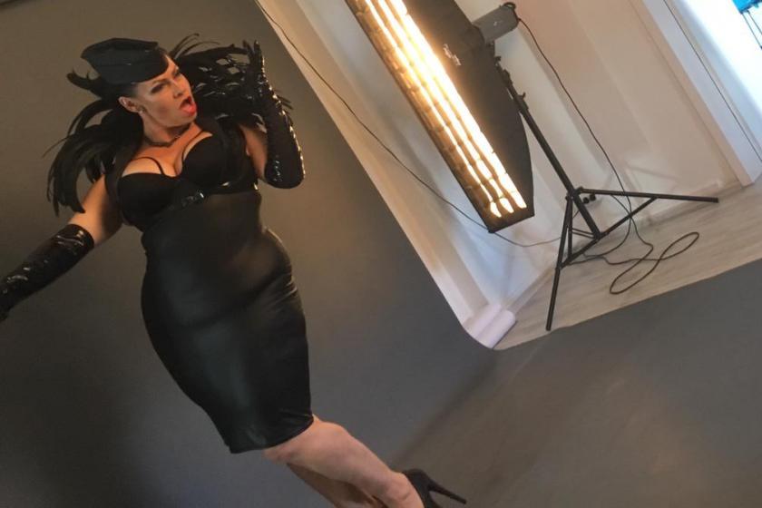 Curvy Model Antonietta | Credits: Fräulein Kurvig 2019