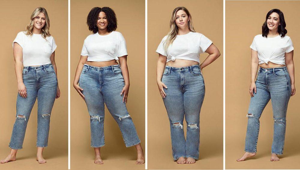 Von Größe 30 bis 54: Body Positivity als effiziente Shop-Funktion