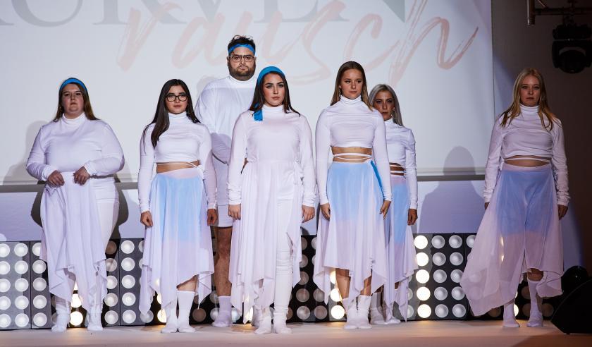 Choreograph und Tänzer Christian Fandrey bei den Diversity Fashion Days 2019 in Hamburg | Credits: Anna Spindelndreier | #RunwayRevolution