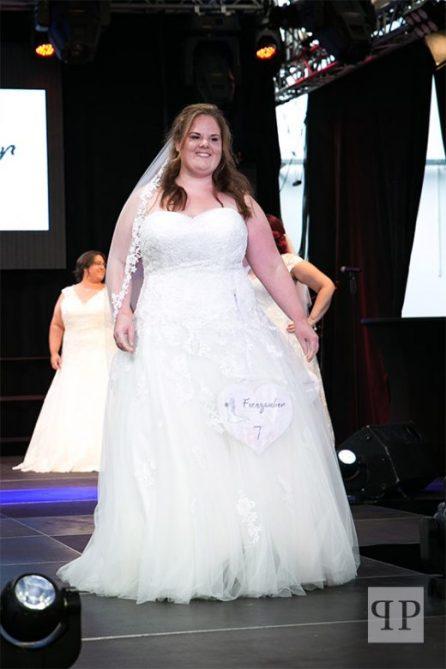Hochzeitskleid in Plus Size | Brautatelier Feenzauber
