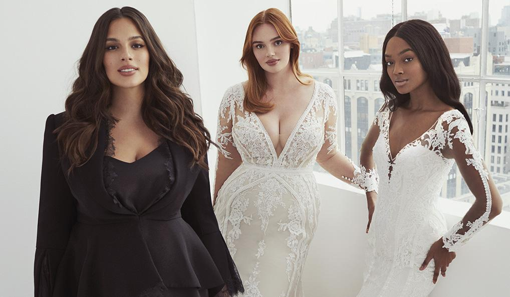 Brautkleider aus der Kollektion ASHLEY GRAHAM xPRONOVIAS | Credits: Pronovias