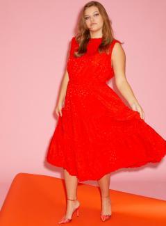 Lady in Red | Anna Scholz Kollektion