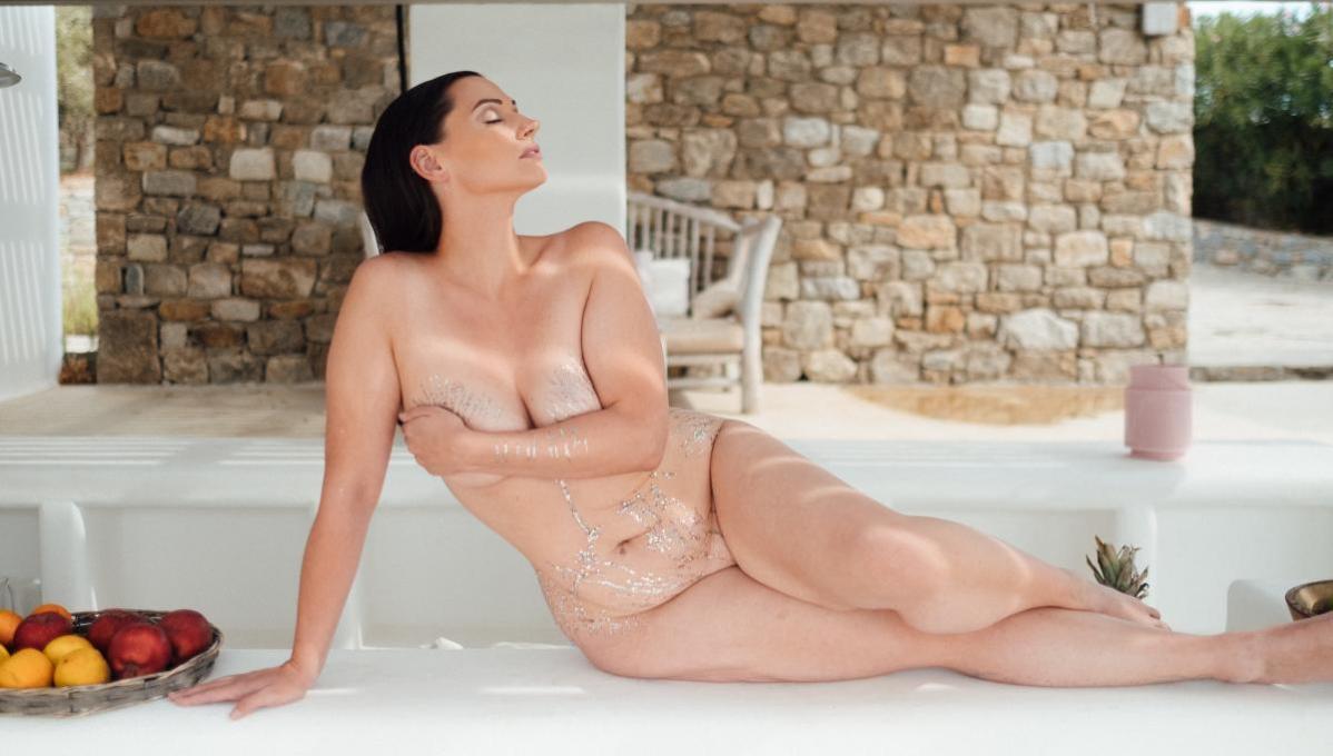 Silvana Denker beim Nacktexperiment von ProSieben SAT1 No Body Is Perfect