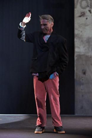 Designer Wolfgang Joop
