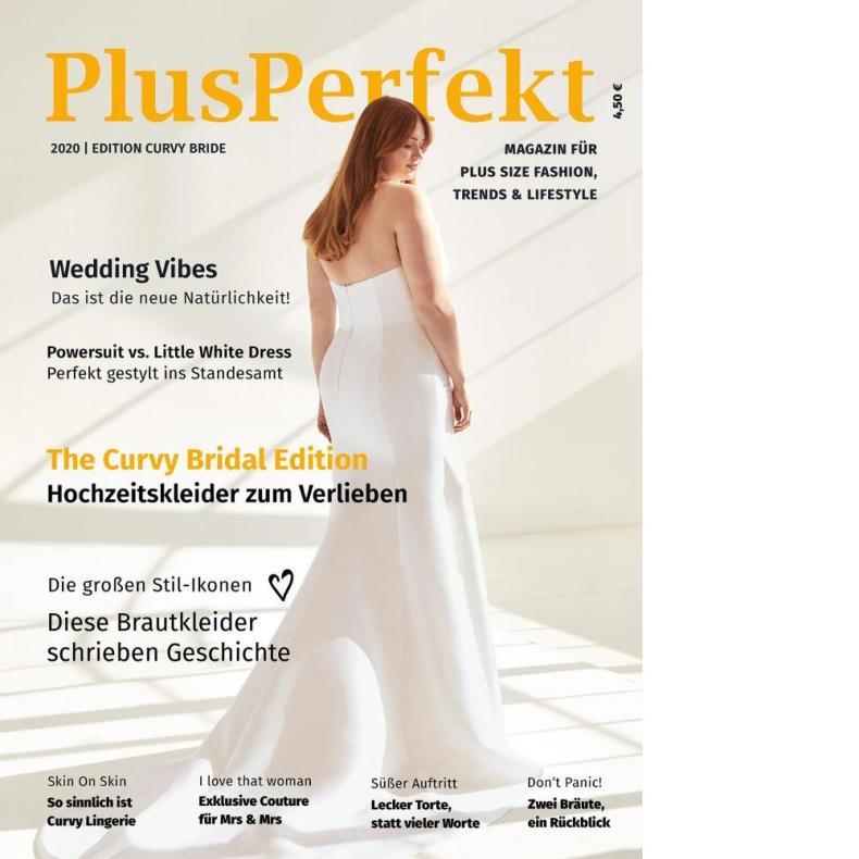 Curvy Hochzeit - Brautmode & Hochzeitskleider in Plus Size und für Mollige