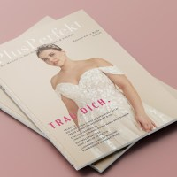 Neuerscheinung: Die PlusPerfekt Curvy Bride jetzt in Print & als eMagazin