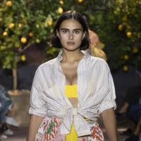 Fashion Week Mailand: Kurvige Topmodels liefen in den Shows der italienischen Modedesigner