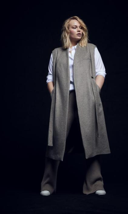 It-Piece Weste: Lässig zum Pullover, cool zur Bluse | Sallie Sahne Atelier Strehlhof