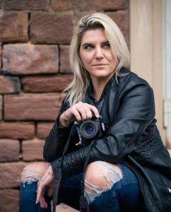Sabrina Kugler | Fotografin und Initiatorin des Projekts Curvy Kalender