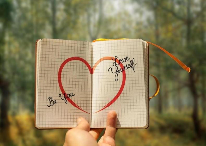 Selbstliebe Tagebuch   Selflove