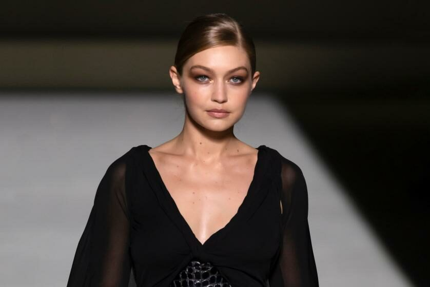 Gigi Hadid - Fashion Influencer | Shutterstock Credit: Ovidiu Hrubaru