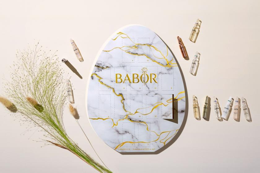 Gewinnspiel: Babor Osterei mit Beauty-Ampullen