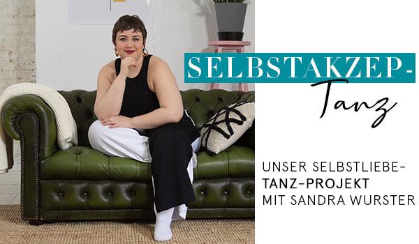 Selbstakzeptanz mit Sandra Wurster von den Baufrauen & Happy Size